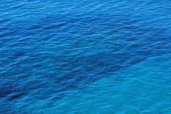 Текстура картины воды Стоковые Фотографии RF