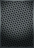 текстура картины металла сетки Стоковое фото RF