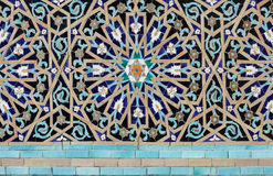 Текстура картины мозаики Стоковые Фотографии RF