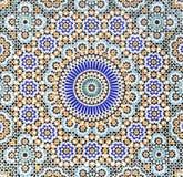 текстура картины мусульманства предпосылки Стоковая Фотография RF