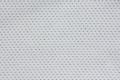 Текстура картины ткани серебряного серого цвета Стоковые Изображения