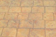 Текстура картины утесов пола каменная Стоковое фото RF