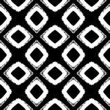 Текстура картины grunge вектора нарисованная вручную милая безшовная Стоковые Изображения