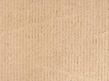 Текстура картона Брайна стоковое изображение rf