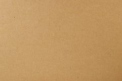 текстура картона Стоковая Фотография