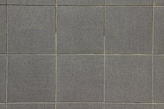 Текстура квадратной стены плиток Стоковые Изображения
