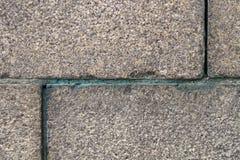 текстура кирпича каменная Стоковые Фотографии RF