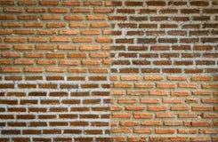 Текстура кирпичной стены для предпосылки Стоковое Фото