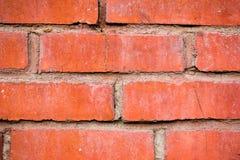 Текстура кирпичной стены Стоковое Изображение