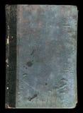 текстура книги кожаная старая грубая Стоковое Фото