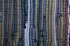 текстура ковра цветастая Предпосылка андалузского ковра Jarapa Стоковое Изображение RF