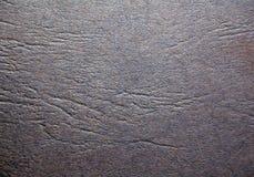 текстура кожаной бумаги Стоковое Фото
