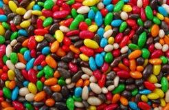 текстура конфеты цветастая Стоковое Изображение RF