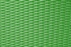 текстура корзины зеленая Стоковые Фотографии RF