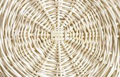 Текстура корзины ротанга стоковое фото rf