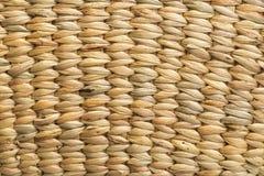 Текстура корзины ткани Стоковая Фотография
