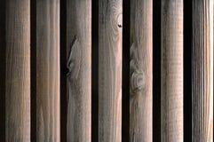Текстура коричневого цвета деревянных доск Стоковое Изображение