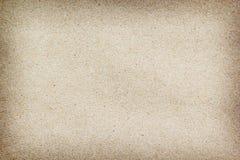 текстура коричневой бумаги предпосылки Стоковые Изображения