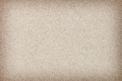 текстура коричневой бумаги предпосылки Стоковая Фотография RF