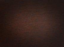 Текстура коричневой бумаги с виньеткой Стоковое Фото