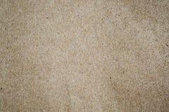 Текстура коричневой бумаги Grunge старая Стоковое Фото