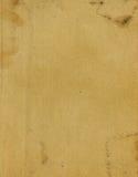 Текстура коричневой бумаги kraft Grunge Стоковое Изображение RF