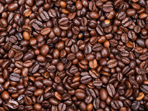 Текстура кофе Стоковое Изображение RF