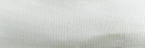 Текстура краски абстрактного масла белая на холсте, белой предпосылке краски Стоковое Изображение