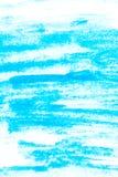 Текстура краски акварели бирюзы Прямоугольная предпосылка watercolour Стоковые Изображения RF
