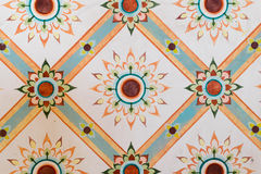 Текстура краски картины в стиле предпосылки на Kantharalak Стоковая Фотография RF