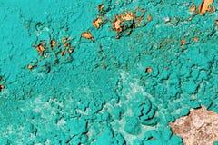 Текстура краски шелушения Стоковое фото RF