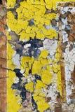 Текстура краски шелушения Стоковое Фото