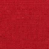 текстура красного цвета джинсыов Стоковое Изображение