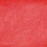 текстура красного цвета крупного плана chalkboard предпосылки Стоковое Изображение
