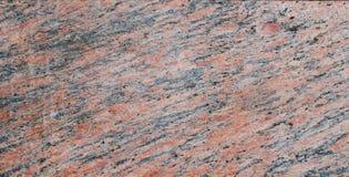 текстура красного цвета мрамора гранита предпосылки черная Стоковые Изображения