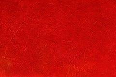 текстура красного цвета предпосылки Стоковые Изображения RF