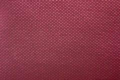 текстура красного цвета шнура Стоковая Фотография RF