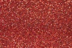 текстура красного цвета яркия блеска предпосылки Стоковое Фото