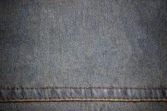 Текстура крупного плана кожаного цвета коричневого цвета jecket Стоковые Изображения