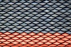 Текстура крыши виска Стоковые Фото