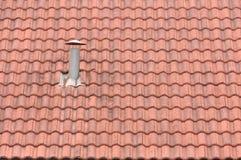 Текстура крыши Стоковая Фотография RF