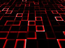 текстура кубиков Стоковая Фотография RF