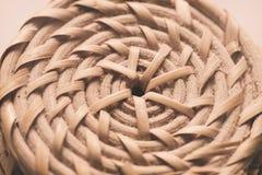 Текстура лозы конца-вверх Абстрактная простая предпосылка Стоковая Фотография