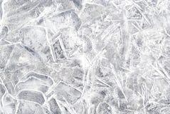 текстура льда стоковое изображение rf