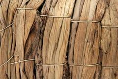 текстура макроса корзины handcrafted крупным планом Стоковое Изображение