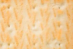 Текстура макроса поверхности печенья Стоковое фото RF