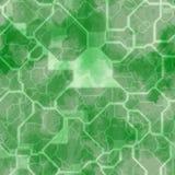 текстура малахита безшовная Стоковая Фотография