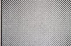 текстура металла края реальная Стоковое Изображение