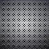 текстура металла реалистическая Стоковое Изображение RF