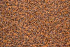 текстура металла ржавая Стоковая Фотография RF